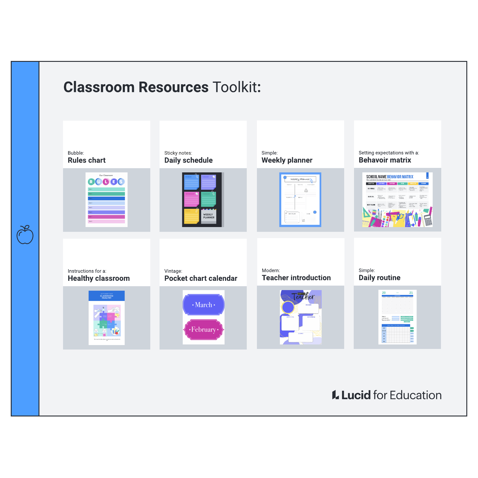 Classroom Resources Toolkit