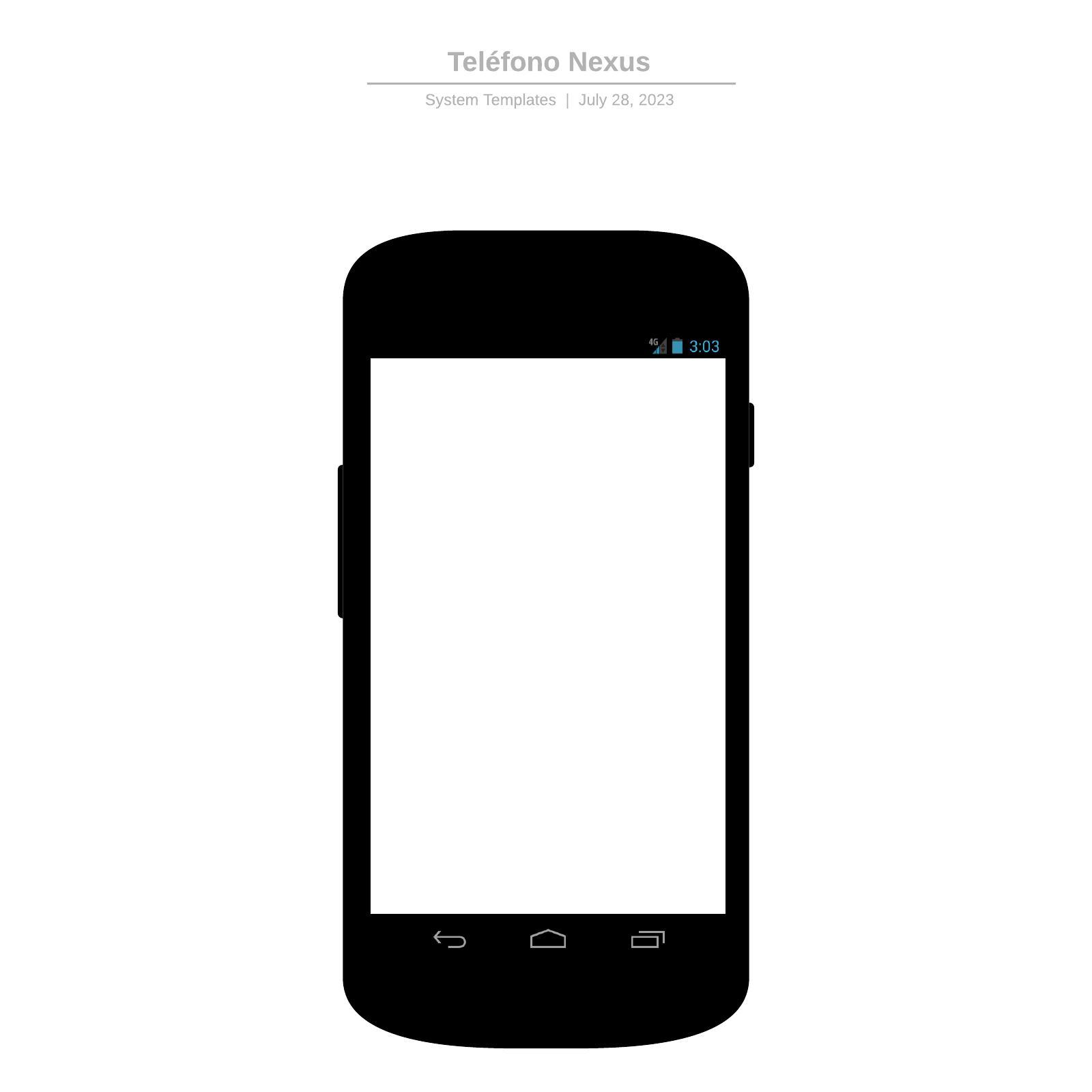 Teléfono Nexus