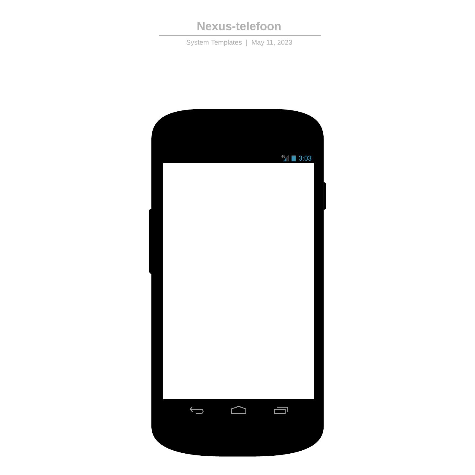 Nexus-telefoon