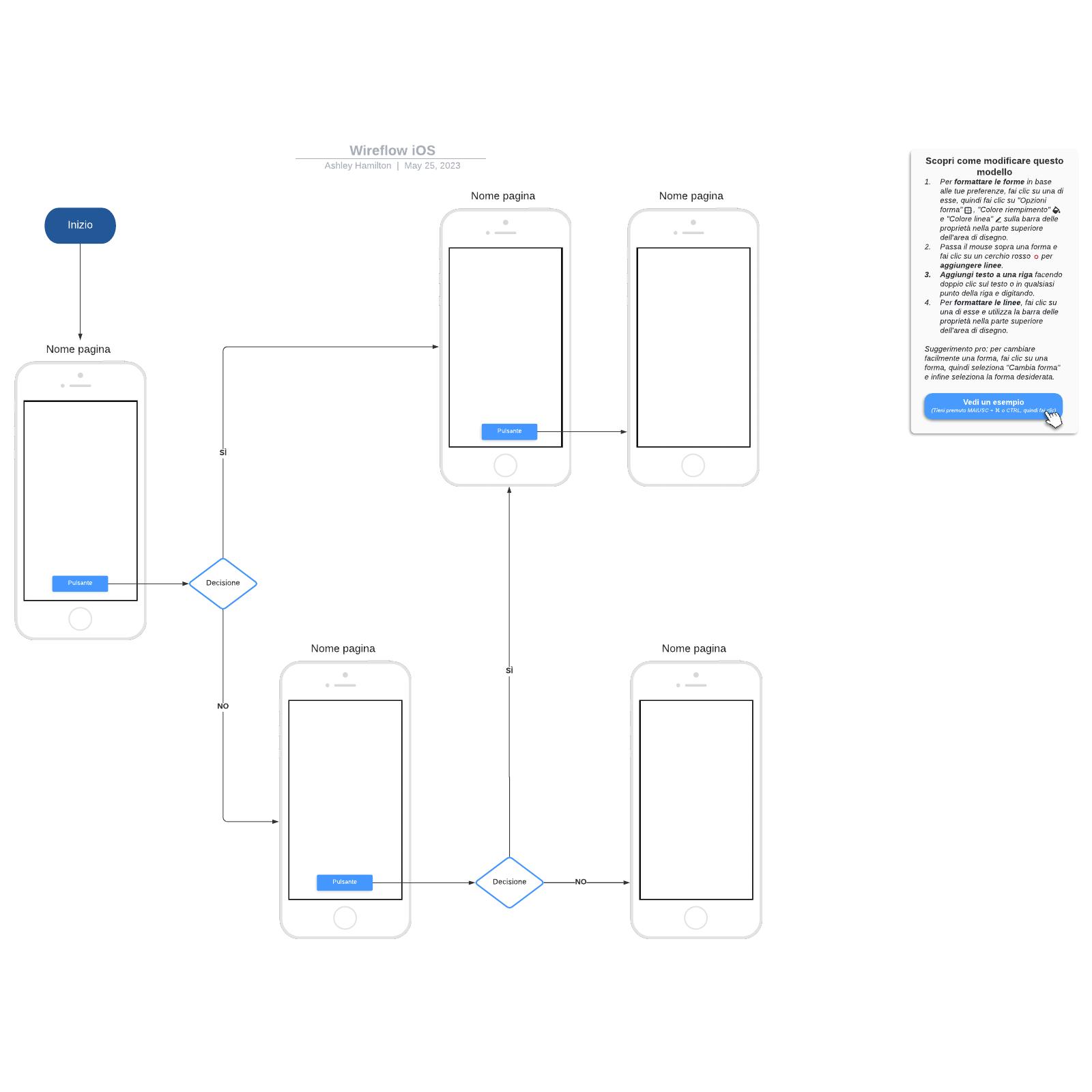 Wireflow iOS